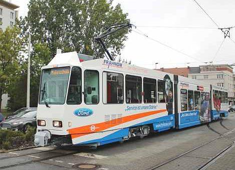 Straßenbahn HT NF 6