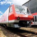 Triebwagen VT 610 012 04