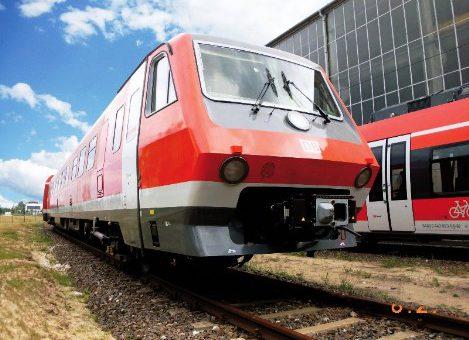 Triebwagen VT 610-012
