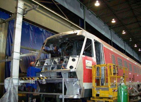 Triebwagen VT 611-002