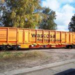Containerwagen WASCOSA