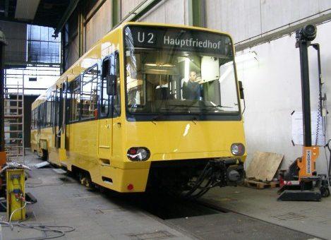 Straßenbahn Stuttgart